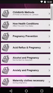 pregnancy101 apk screenshot