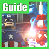 Guide LEGO Marvel Heroes icon