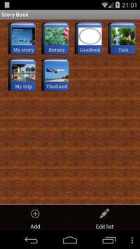 StoryBook apk screenshot