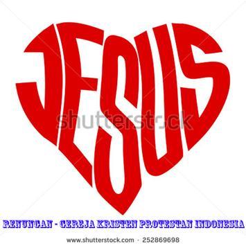 Renung Kristen - Pandang Yesus poster