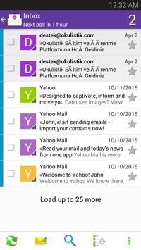 Connect for Yahoo Mail App apk screenshot