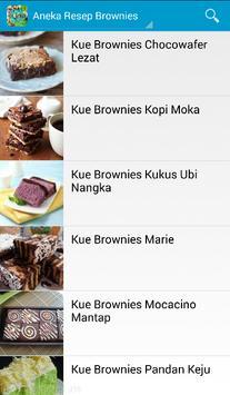 Resep Kue Basah Kering Cakesus apk screenshot