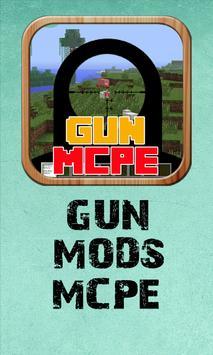 Mods Gun Mod For MCPE apk screenshot