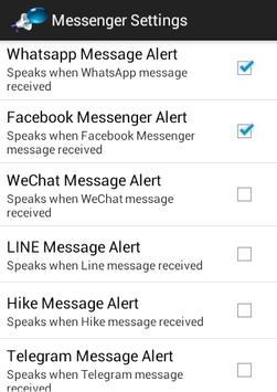 Voice Informer apk screenshot