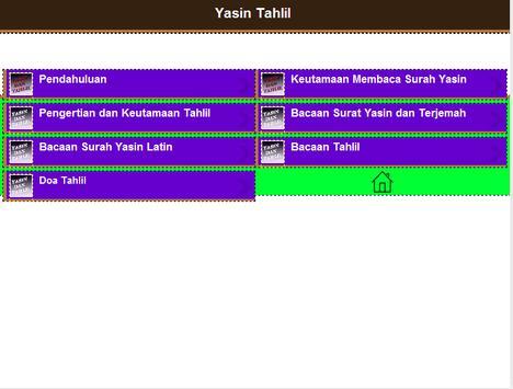 Yasin Tahlil apk screenshot