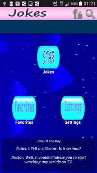 Funny-Jokes Pro apk screenshot