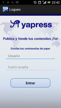 Yapress apk screenshot