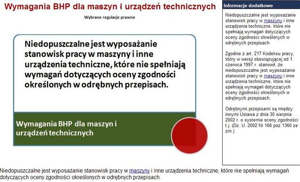 Szkolenia BHP on line apk screenshot