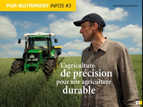 Pur Nutriment BE poster