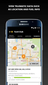 Yard Club apk screenshot