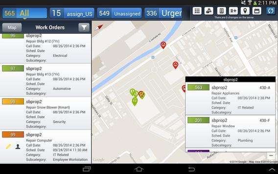 Yardi Maintenance Manager apk screenshot