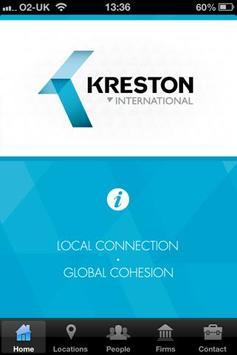 Kreston International poster