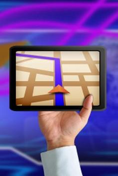Navigation GPS That Talks poster