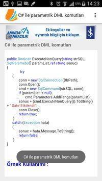 Yazılım Notları apk screenshot