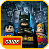 Guide for LEGO DC Super Heroes icon