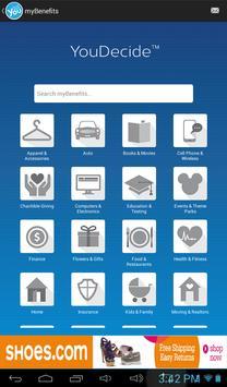 YouDecide Employee Advantages apk screenshot