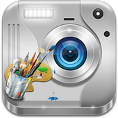 Images - Caption And Edit icon