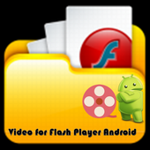 VDO Flash Player For adroid icon
