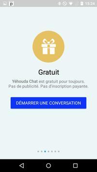Yéhouda Messenger apk screenshot