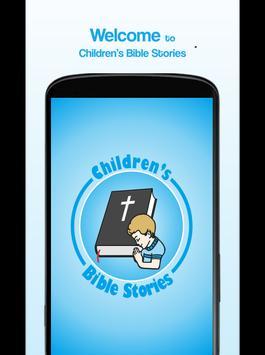 Children's Bible Stories poster