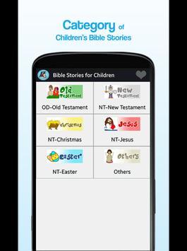 Children's Bible Stories apk screenshot