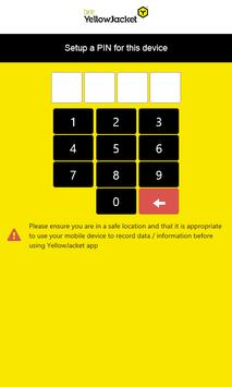 YellowJacket apk screenshot