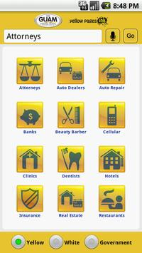 The Guam Phone Book apk screenshot