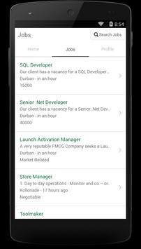 Careertracker apk screenshot