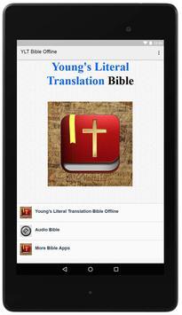 YLT Bible Offline poster