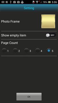 Desktop Contacts Widget apk screenshot
