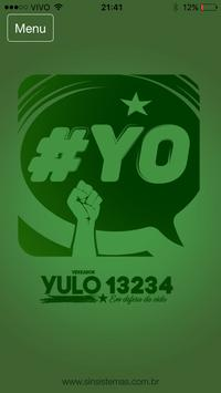 #YO poster