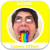 Guide Lenses for snapchat New icon