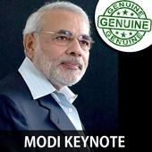 Modi Key Note icon