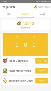 Yoga VPN - Unblock,Unlimited apk screenshot