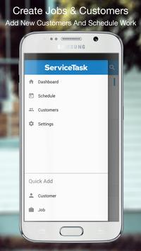 Service Task Field Management apk screenshot
