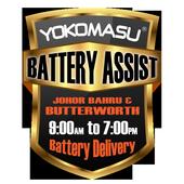 Yokomasu Car Battery Assist icon