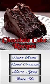 Chocolate Cake Recipes poster