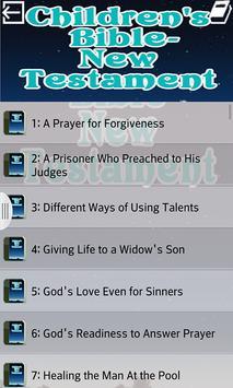 Children's Bible - 2 apk screenshot
