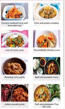 Curry Recipes apk screenshot
