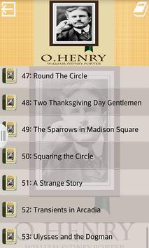 Famous Stories - O. Henry apk screenshot