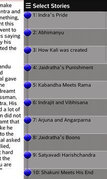 Stories Indian Mythology apk screenshot
