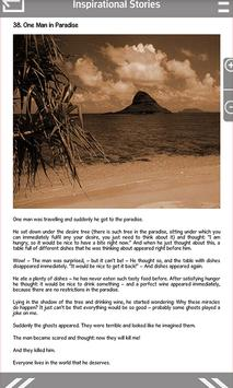 Inspirational Stories apk screenshot
