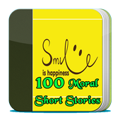 100 Moral Short Stories icon