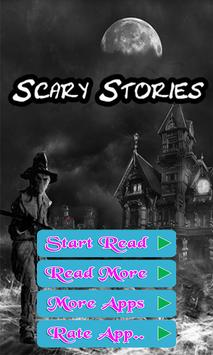 Scary Ghost Stories poster