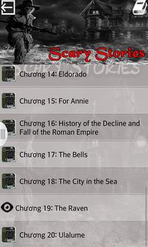 Scary Ghost Stories apk screenshot