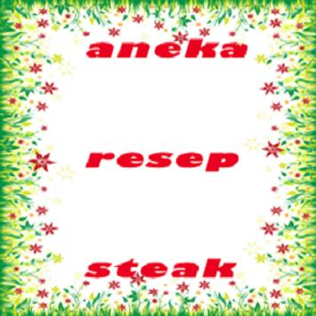 aneka resep steak apk screenshot