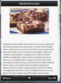 Resep Kue Brownies (Lengkap) apk screenshot
