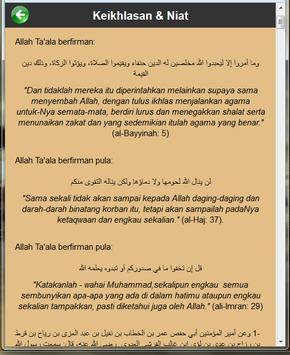 Riyadhus Sholihin apk screenshot