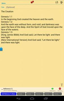 Bible+ apk screenshot