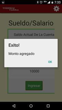 Yoshikai Cashbox (Free/Gratis) apk screenshot